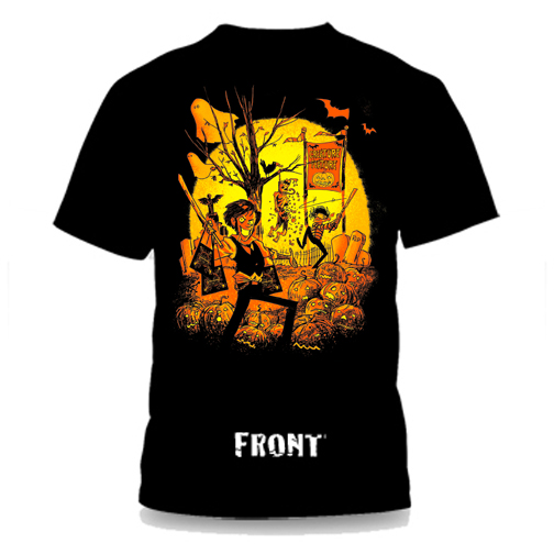 Creature Feature Has a New Everyday Is Halloween Shirt - Limited ...