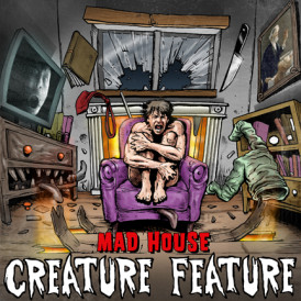 Mad House Single Cover